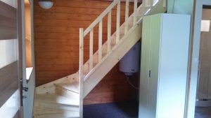schody na 1 piętro